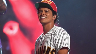 Bruno Mars Finally Got To Meet His Legendary Pro-Wrestling Namesake