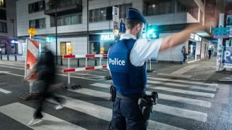 Belgian Soldiers In Brussels Have Shot And Killed A Man Who Reportedly Attacked Them With A Knife