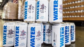 Anheuser-Busch Stopped Beer Production To Make Water For Hurricane Harvey Victims