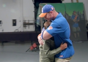 John Cena Being Surprised By Fans He's Inspired Will Touch Your Heart