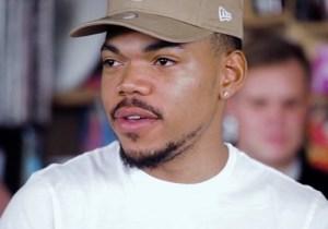 Chance The Rapper: 'I Have A Bigger Voice Than Donald Trump'