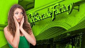 The Cheesecake Factory Racked Up Awards For 2017's Unhealthiest Foods