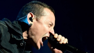 Chester Bennington's Family Will Decide If The Linkin Park 'Carpool Karaoke' Airs Or Not