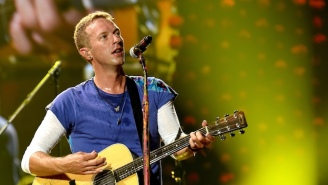 Coldplay Performs 'Houston #1,' A New One-Time-Only Song For The Victims Of Hurricane Harvey