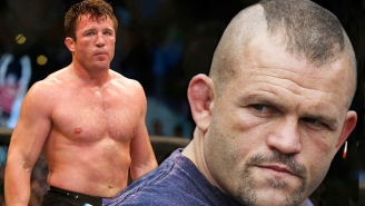 Chael Sonnen Believes His Next Bellator Fight Will Be Against UFC Legend Chuck Liddell