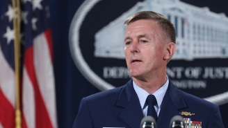 The U.S. Coast Guard Chief To Transgender Troops: 'I Will Not Turn My Back'