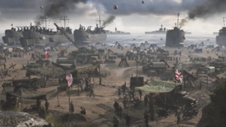 'Call Of Duty: WW2's' Headquarters Mode Is Finally Revealed And Shooters Can Never Go Back