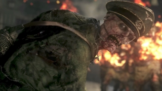 The 'Call Of Duty: WW2' Developers Say The Nazi Zombies Mode Is Gritty, Realistic, And The Scariest Ever