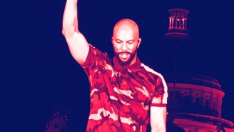 Common And J. Cole Took Over Sacramento For The Riveting Imagine Justice Concert