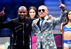 Floyd Mayweather Offered To Help Conor McGregor Prepare For UFC 229