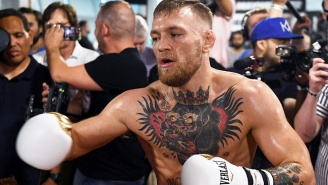 Dana White Tries To Put To Rest The Debate Over Conor McGregor's Sparring Sessions By Releasing Video