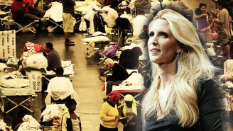 Ann Coulter Claims She's More Willing To Blame Houston's 'Lesbian Mayor' Than Climate Change For Hurricane Harvey