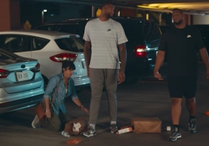DeMarcus Cousins And Ndamukong Suh Poke Fun At Their Bad Reputations In New Foot Locker Ad