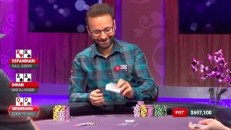 This Bonkers Hand Won A Pro Player $700,000 Off Two Poker Legends