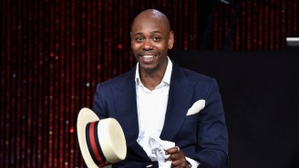 Dave Chappelle And Dylan From 'Making The Band' Recreate The Unforgettable Sketch That Made Both Famous