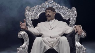 Drake's Dad Released His Debut Single 'Kinda Crazy' With A Sexy, Smoke-Filled R&B Video