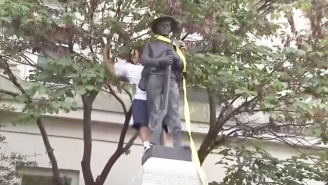 Three People Involved In The Toppling Of A Confederate Statue In Durham, NC Have Been Charged With Felonies