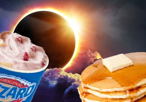 Here Are All The Places To Get Food Deals On The 'Eclipse Day'