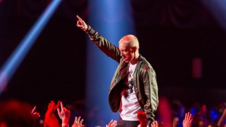 Battle Rappers Descend On Toronto For The Premiere Of Eminem's Satirical Battle Rap Film, 'Bodied'