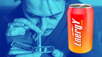 Are Energy Drinks The New Gateway Drug?