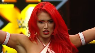 Eva Marie Explained Why She Parted Ways With WWE