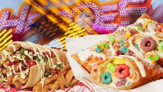The Finalists Of The 'Big Tex' Deep Fried Fair Foods Will Make You Reach For Antacid