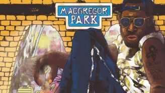Houston Rapper Fat Tony Named His New Album 'Macgregor Park' After The First Rap Single From His Hometown