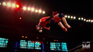 The Over/Under On Lucha Underground Season 3 Episode 31: Brawl For All