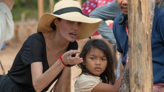The First Trailer For Angelina Jolie's 'First They Killed My Father' Has Arrived