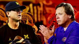 Michigan And Florida's Slugfest Headlines Our Week 1 College Football Picks