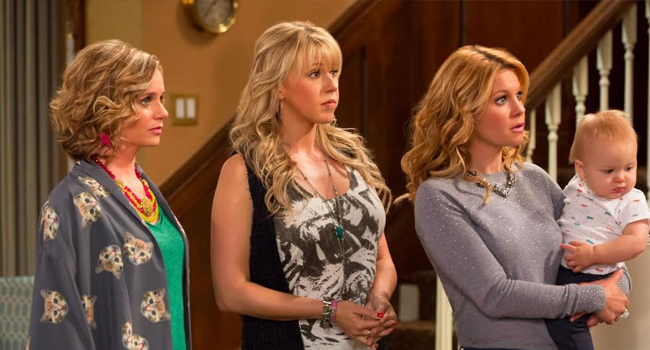 best original series on Netflix - fuller house