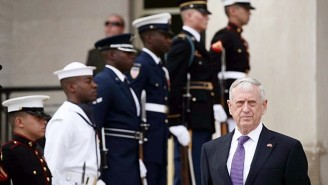 Defense Secretary James Mattis Freezes Trump's Transgender Military Ban Until The Conclusion Of A Study