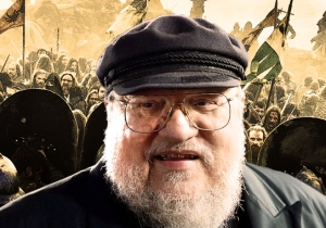 Everybody Can Calm Down, George R.R. Martin Does Indeed Still Watch 'Game Of Thrones'