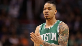 Gerald Green Is Driving Around Houston Trying To Help Flood Victims