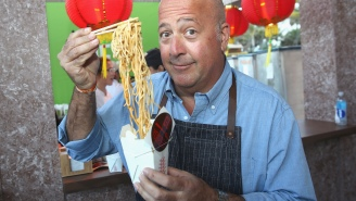 Andrew Zimmern Let Off A Pretty Epic Anti-Yelp Rant About Why You Should Skip Restaurant Review Sites