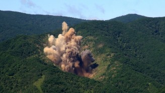 South Korea Simulated Destructive Drills Against North Korea After Its Missile Launch Over Japan