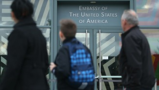 The U.S. Has Stopped Issuing Nonimmigrant Visas In Russia, Adding To The Diplomatic Standoff