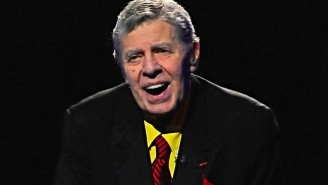Comedy Legend Jerry Lewis Has Died At 91