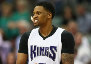 Rudy Gay Is Furious That He's Not One Of The 10 Best Small Forwards In 'NBA 2K18'