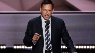 Report: Peter Thiel Secretly Thinks There's A 50% Chance The 'Incompetent' Trump Presidency 'Ends In Disaster'