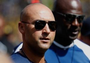 Michael Jordan Is Helping Derek Jeter Buy The Marlins