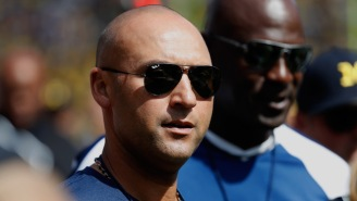 Michael Jordan Is Helping Derek Jeter Buy The Marlins