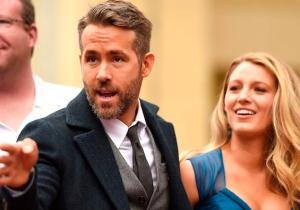 Ryan Reynolds Goes To 'Deadpool' Levels Of Cheeky To Wish Blake Lively Happy Birthday