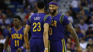 DeMarcus Cousins Says The Pelicans Will 'Shock A Lot Of People' Next Season