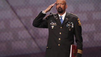 Controversial Milwaukee Sheriff David Clarke Resigns, And Speculation Immediately Begins On His Future Plans