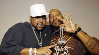 Pimp C's Son Is Stranded In Hurricane Harvey Floods That Have Reportedly Claimed UGK Archives