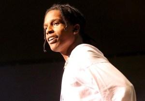 A Fan Thought ASAP Rocky Was Travis Scott At A Pre-Grammy Party