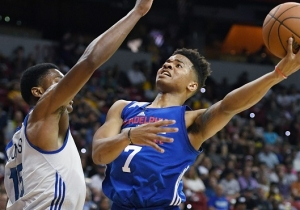An NBA Scout Compared Sixers Rookie And No. 1 Pick Markelle Fultz To Dwyane Wade