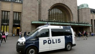 Finnish Police Have Shot And Arrested A Suspect Who Stabbed Several People In Downtown Turku
