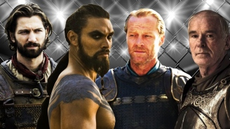 The 'Game of Thrones' Old School MMA Tournament, Round 6: The Incestuous Sixteen
